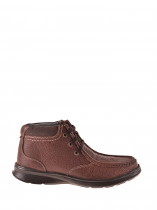 Clarks - COTRELL TOP TOBACCO LEATHER