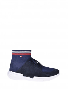 Tommy hilfiger - CORPORATE RUNNER MIDCUT 403