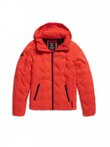 Superdry - NEW ECHO QUILT PUFFER N6H